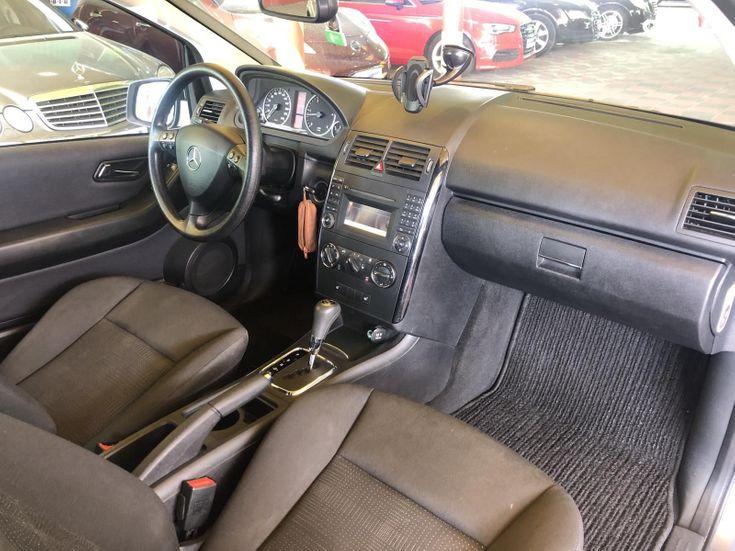 Mercedes-Benz A-Класс 2008 серый - фото 9
