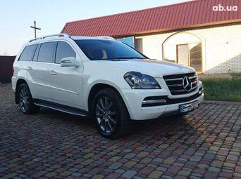 Продажа б/у Mercedes-Benz GL-Класс Автомат 2012 года - купить на Автобазаре