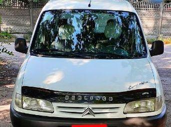 Автомобиль дизель Ситроен Berlingo 2002 года б/у - купить на Автобазаре