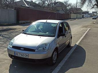 Купить Ford Fiesta 2004 бу в Одессе - купить на Автобазаре