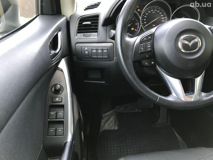 Mazda CX-5 2014 белый - фото 10