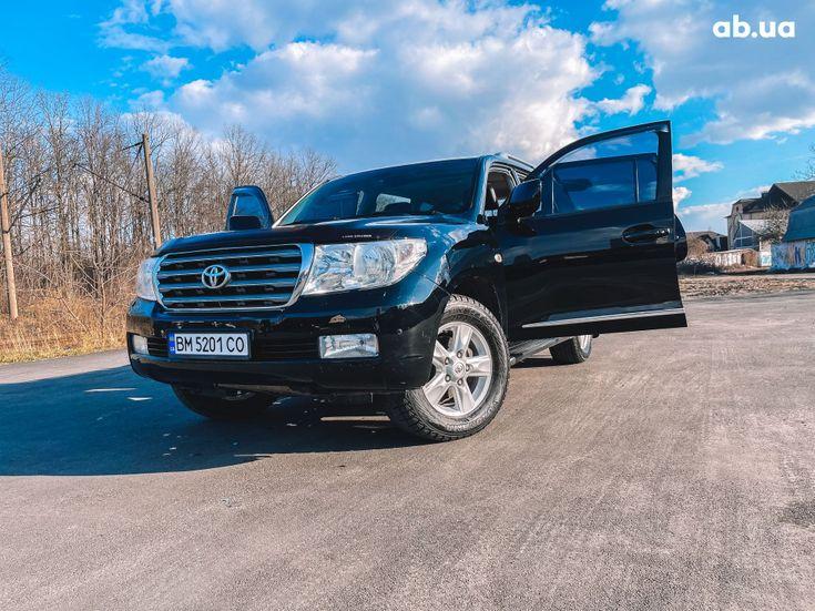 Toyota Land Cruiser 2011 черный - фото 20