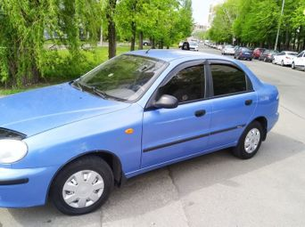 Продажа б/у Daewoo Lanos 2007 года - купить на Автобазаре