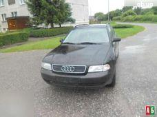 Продажа б/у Audi A4 Автомат 1997 года во Львове - купить на Автобазаре