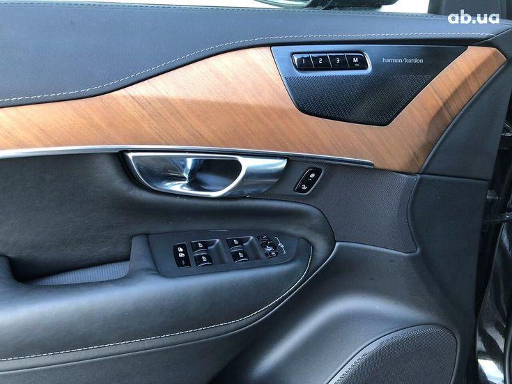 Volvo XC90 2020 черный - фото 15