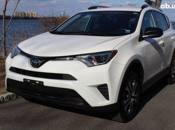 Купить Toyota RAV4 2018 бу в Киеве - купить на Автобазаре