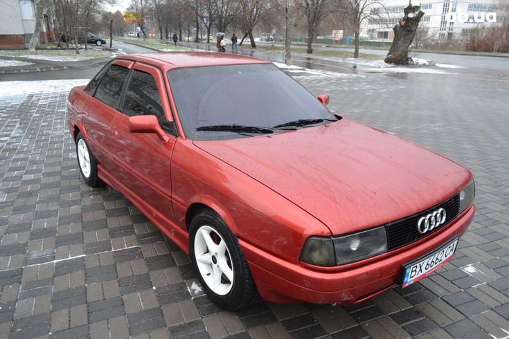 Audi 80 1987 - фото 4