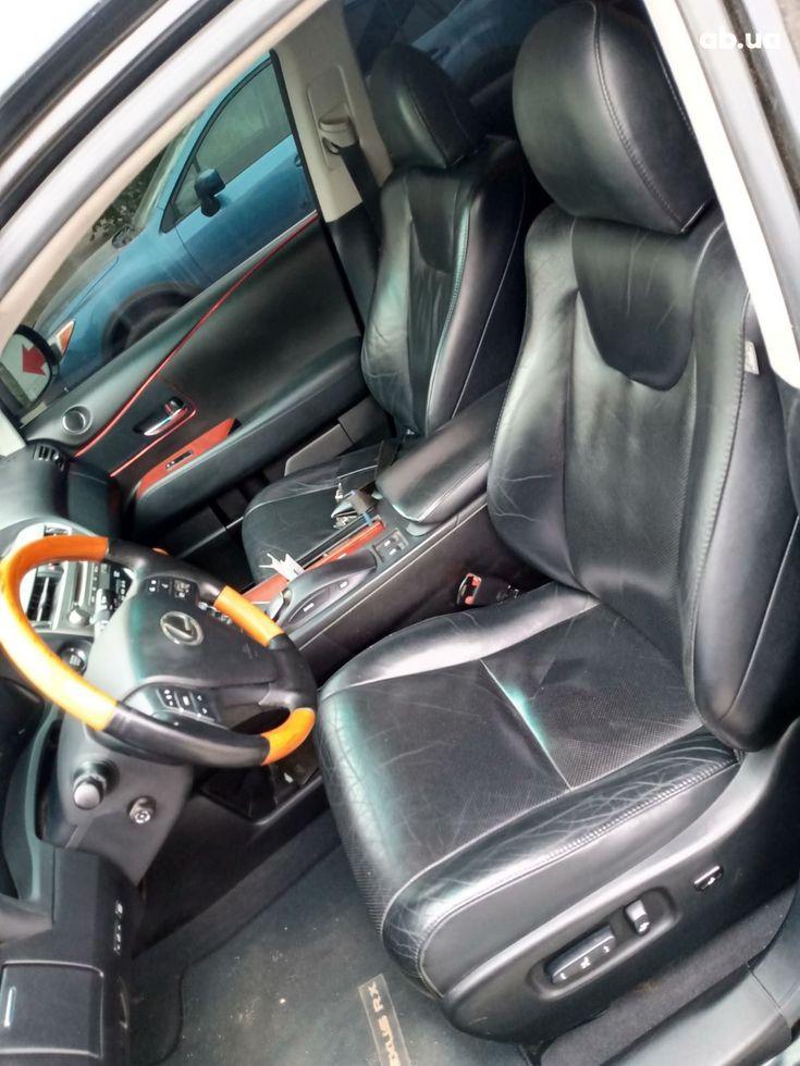 Lexus RX 2010 черный - фото 9