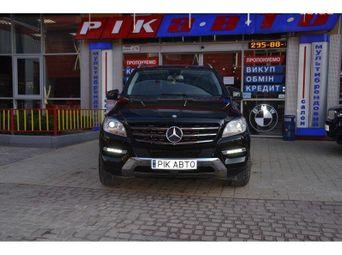 Продажа б/у Mercedes-Benz M-Класс Автомат - купить на Автобазаре