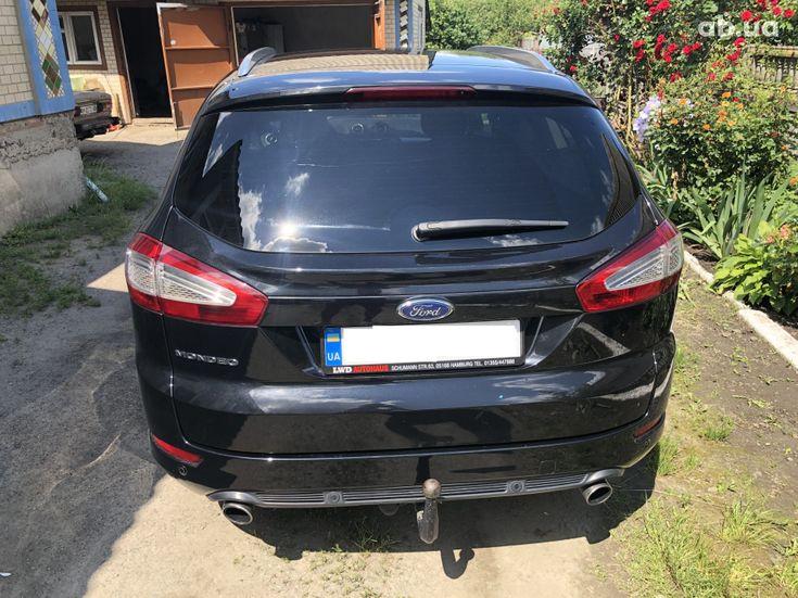 Ford Mondeo 2012 черный - фото 4