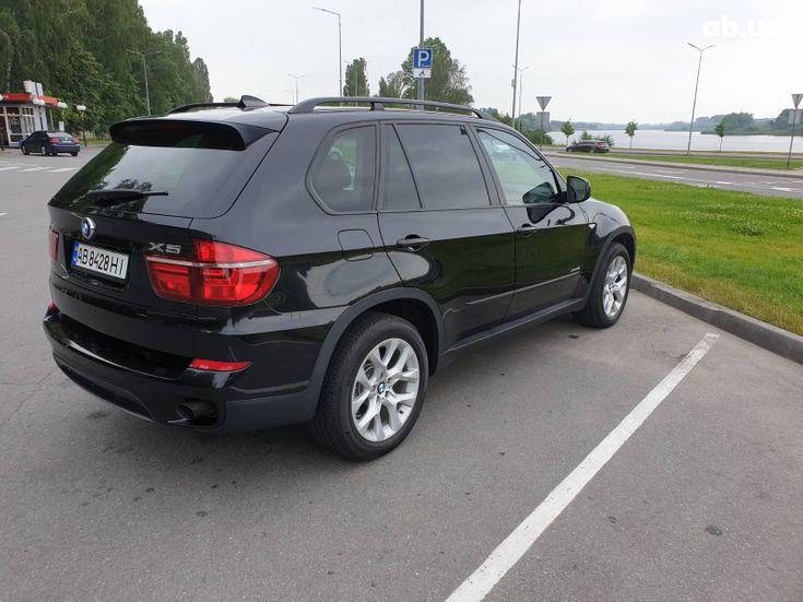 BMW X5 2011 черный - фото 8