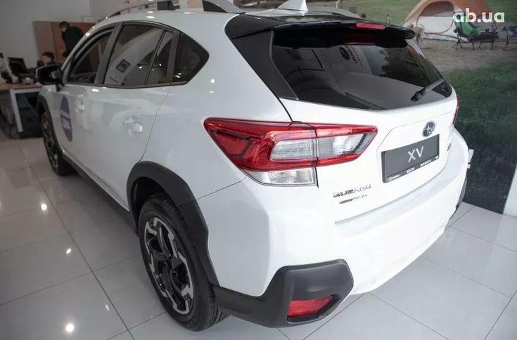 Subaru XV 2020 белый - фото 4