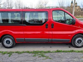 Продажа б/у микроавтобус Opel Vivaro - купить на Автобазаре