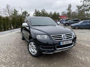 Продажа б/у Volkswagen Touareg Автомат 2005 года в Днепре - купить на Автобазаре