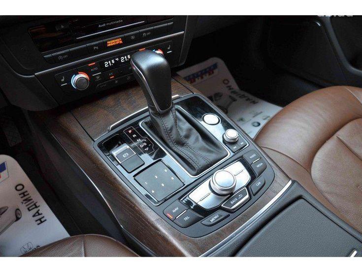 Audi A6 2016 черный - фото 13