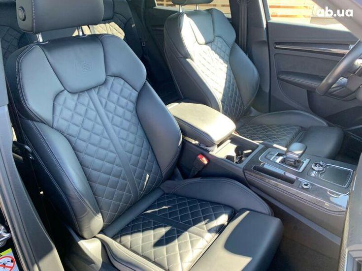 Audi SQ5 2018 черный - фото 6
