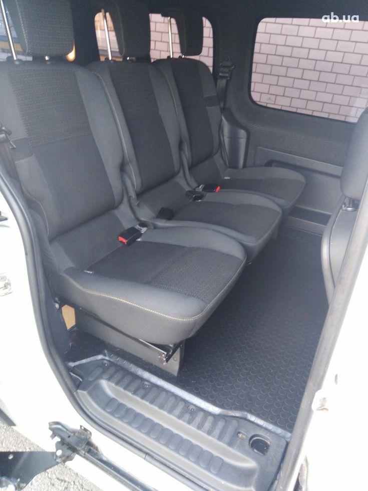 Renault Kangoo 2014 белый - фото 2