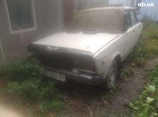 Продажа б/у ВАЗ 2107 в Тернопольской области - купить на Автобазаре