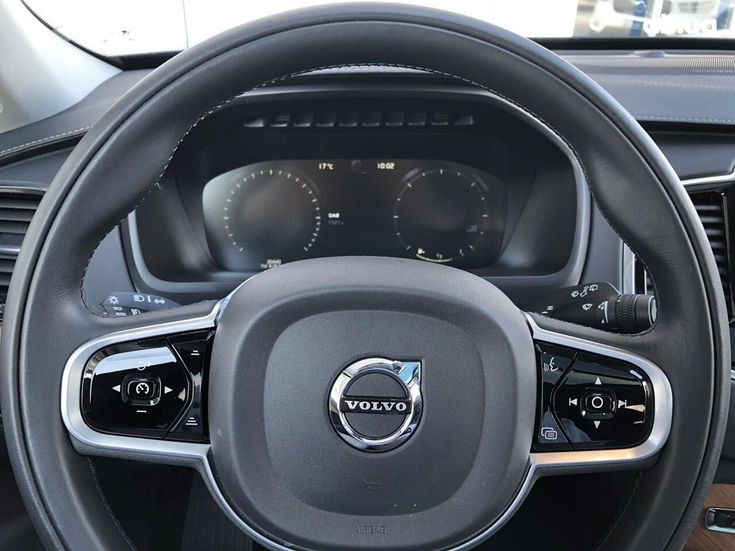 Volvo XC90 2020 черный - фото 4