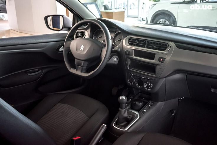 Peugeot 301 2020 белый - фото 3