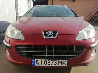 Автомобиль дизель Пежо 407 б/у - купить на Автобазаре