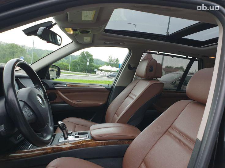 BMW X5 2011 черный - фото 9