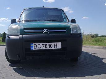 Автомобиль дизель Ситроен Berlingo б/у - купить на Автобазаре