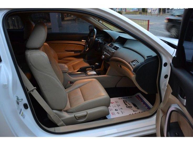 Honda Accord 2009 белый - фото 5