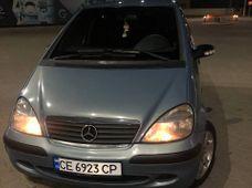 Продажа б/у Mercedes-Benz A-Класс в Черновицкой области - купить на Автобазаре