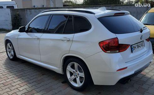 BMW X1 2013 белый - фото 3