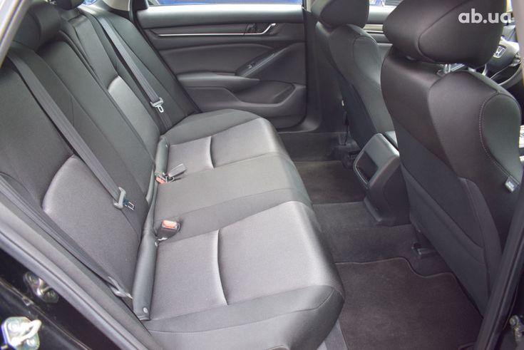 Honda Accord 2020 черный - фото 6