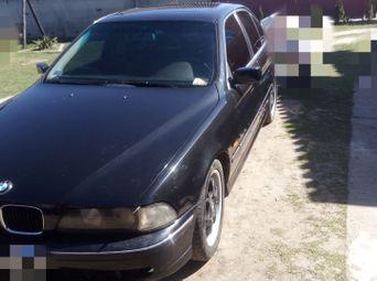 Продажа б/у седан BMW 5 серия 1996 года во Львове - купить на Автобазаре