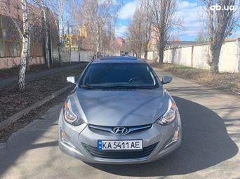 Продажа б/у Hyundai Elantra 2015 года - купить на Автобазаре