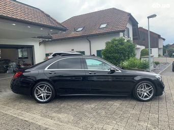 Продажа б/у Mercedes-Benz S-Класс 2019 года в Киеве - купить на Автобазаре