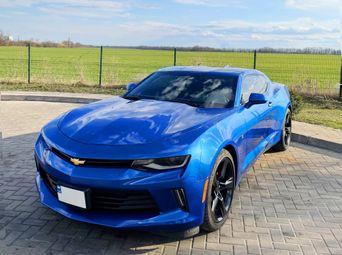 Продажа б/у Chevrolet Camaro 2017 года в Черкассах - купить на Автобазаре