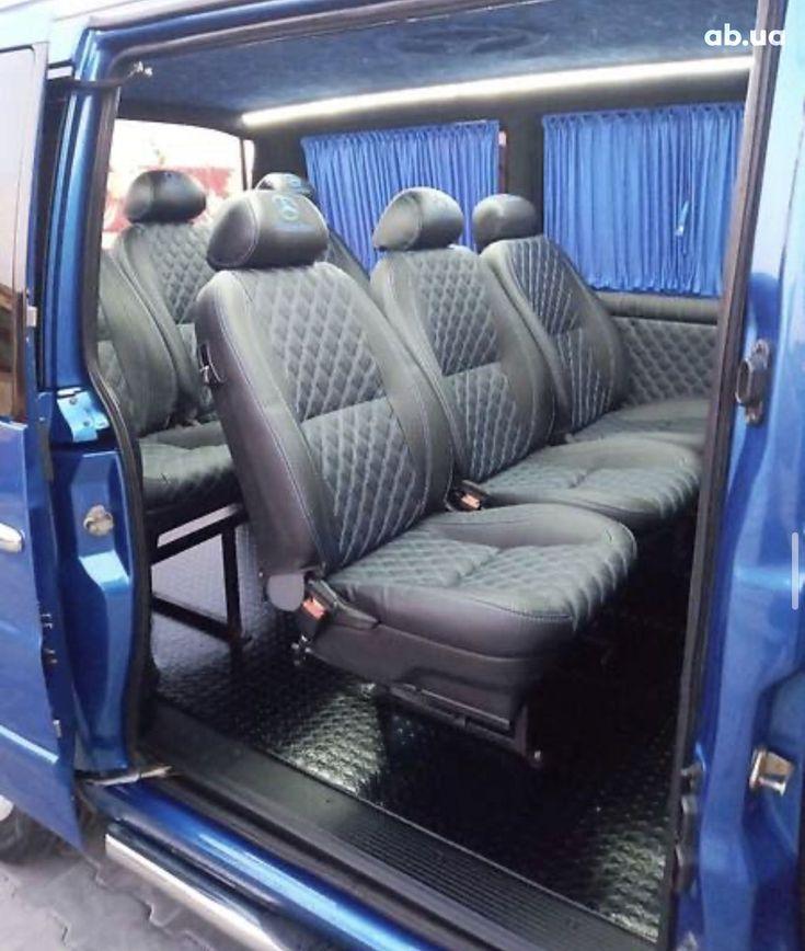Mercedes-Benz Vito 2003 синий - фото 17