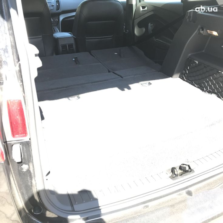 Ford C-Max 2018 черный - фото 15