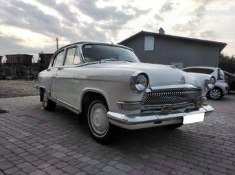 Автомобиль бензин ГАЗ 21 Волга 1962 года б/у - купить на Автобазаре