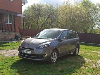 Продажа б/у минивэн Renault Scenic 2012 года - купить на Автобазаре