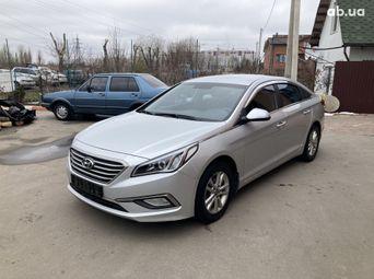 Автомобиль бензин Хюндай Sonata 2015 года б/у в Киеве - купить на Автобазаре