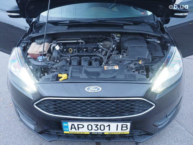 Ford Focus 2015 черный - фото 12