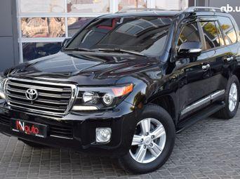 Продажа б/у Toyota Land Cruiser Автомат 2015 года - купить на Автобазаре