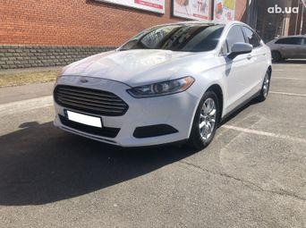 Продажа б/у Ford Fusion 2016 года - купить на Автобазаре