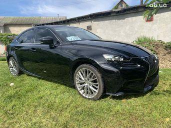 Купить Lexus IS бензин бу - купить на Автобазаре