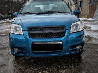 Автомобиль бензин Шевроле Aveo 2008 года б/у - купить на Автобазаре