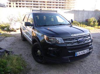 Продажа б/у Ford Explorer Автомат 2019 года в Киеве - купить на Автобазаре
