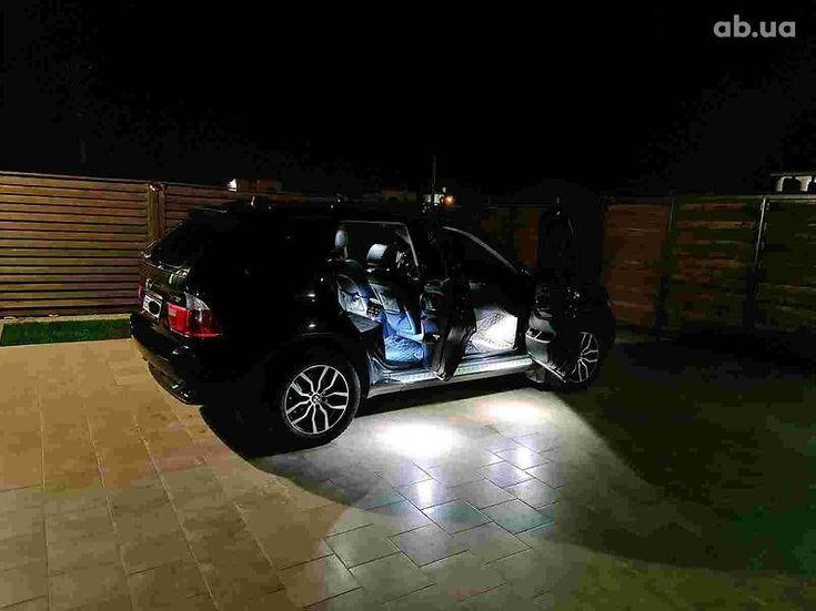 BMW X5 2005 черный - фото 11