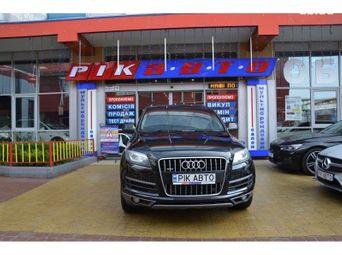 Купить Audi Q7 2013 бу во Львове - купить на Автобазаре