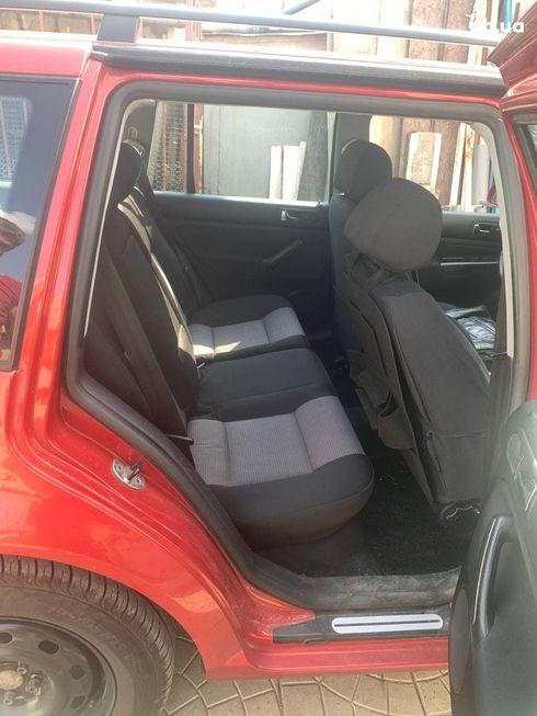 Volkswagen Bora 2004 красный - фото 4