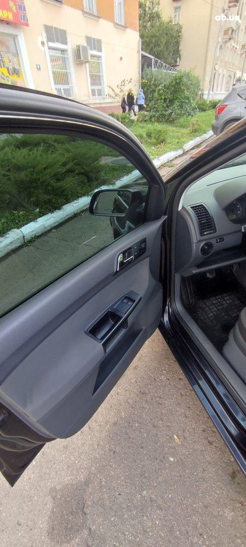 Volkswagen Polo 2002 черный - фото 6